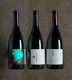 Cruse Wine Co. / designed by Force & Form