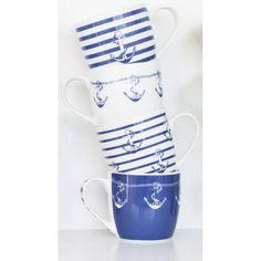 custom nautical mugs - Google Search