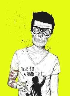 hipsters not dead  by Balázs Solti
