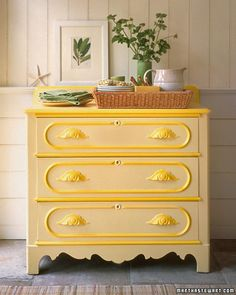 15 Simple DIY Painted Furniture Projects