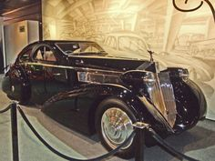 1925 Rolls-Royce Phantom I Aerodynamic Coupe.***Research for possible future project.