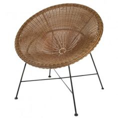 Idée cadeau pour le jardin, le Fauteuil Bahia - La Chaise Longue