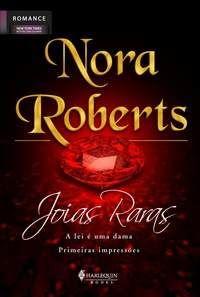 Paixão por Livros: Joias Raras - Nora Roberts