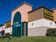 Dollar Loan Center in Brea, CA