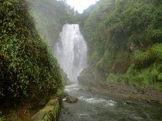 Ecuador Waterfalls - Bing Images
