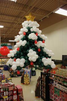#Christmas #STEWART's Baskets & Balloons www.reli-a-drop.com