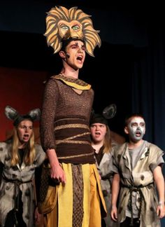'Lion King' roars into Gastonia: ImpACT Theatre presents junior edition of beloved show  http://www.gastongazette.com/lifestyles/entertainment/lion-king-roars-into-gastonia-impact-theatre-presents-junior-edition-of-beloved-show-1.486522