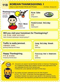118- Korean Thanksgiving
