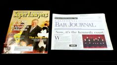 Lawyer, student? RARE CALIFORNIA LAW SOCAL SUPER LAWYERS LEGAL COURT ATTORNEYS HOLLYWOOD BAR EXAM - on eBay! $3.98