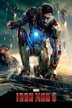 Iron Man 3(2014)5/10 - 3/23/14