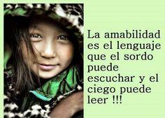 Amabilidad   Inspiraciòn en español   Pinterest