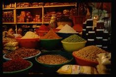 how I buy my spices in Oaxaca
