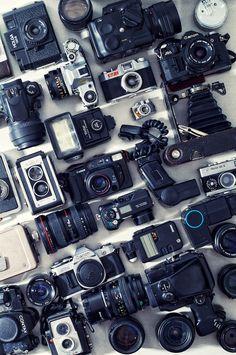 cameras.