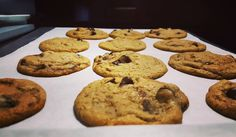 But I used coconut oil so they're almost sort of healthy for you.... right? #cookies #sundayfunday