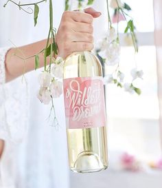 Crowd-pleasing and ultra-drinkable, Wildest Dreams starts with crisp, refreshing notes of grapefruit and peach and finishes with hints of apricot, white raspberry, and lemon. Drink it chilled with your closest friends, and pair it with grilled peaches and lighter pizza.  Order today and have in time for the weekend! Link in bio. 💓🍾💓 #dreamy #wild  #wine #new
