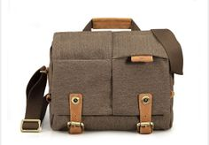 Canvas+Camera+Bag+C01255R1+by+cameraleatherbelt+on+Etsy,+$89.00