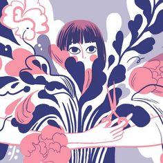 Illustrator Kim Salt | ILLUSTRATION AGE