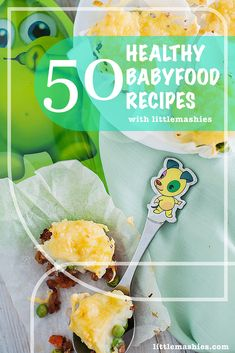 Little Mashies Mini Shepard's Pies - 50 Healthy baby food pouch recipes littlemashies.com/free