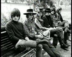 Jefferson Airplane at The Golden Gate Park