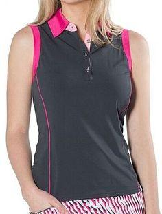 f442ba92 GG Blue Ladies Jody Sleeveless Top. Judith Voiers · Golf Clothes