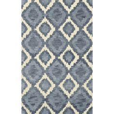 Dalyn Rug Co. Bella Blue Area Rug Rug Size: 3' x 5'