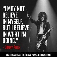 Jimmy Page, same great quote, different shot