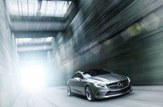 Mercedes Benz Concept Style Coupe (CSC)