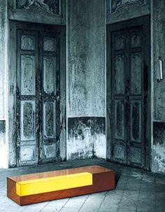 Glass storage and bookcases by Glas Italia | Plastolux