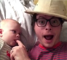 This Dad Mashed Up A Year of Dubsmash Videos He Made With His Son And The Results Are Adorable! | Hot Moms Club