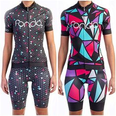Meet the new kits on the block: Rubix and Shatter. Now available online at fondo.com.au But be quick, they're already running out the door... #newkitday #fondocycling