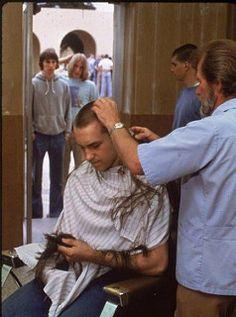 Buzz Cut For Men, Soldier Haircut, Short Hair Cuts, Short Hair Styles, Bald Heads, Shaved Head, Older Men, Haircuts For Men, Barber Shop