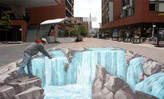 amazing street 3D art!