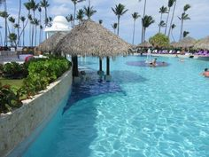 At the easternmost tip of the Dominican Republic abutting the Caribbean Sea and the Atlantic Ocean, Punta Cana is the land of the lavish all-inclusive...