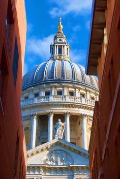 St. Paul's Cathedral - London - England (von Jim Nix / Nomadic Pursuits)