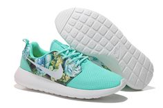 reputable site 72727 8d0ee Discount Nike Air Max 2015   Cheap Nike Flyknit Running Shoe Nike Roshe Run  Womens flower jade shoes - Nike Roshe Run Womens flower jade shoes