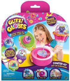 Amazon.com: Glitzi Globes Starter Pack: Toys & Games