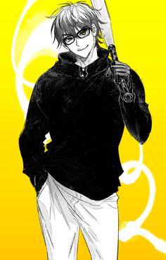 Anime People, Anime Guys, Hot Baseball Guys, Miyuki Kazuya, Anime Oc, Drawing Reference Poses, Star Vs The Forces Of Evil, Tokyo Ghoul, Pretty Boys