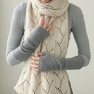 This is beautiful. Makes me wish I could knit.