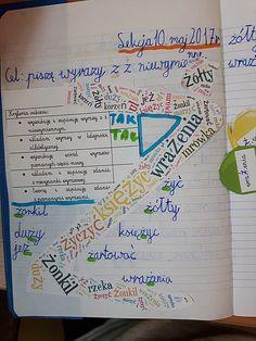 Sposoby na ortografię | Kreatywny Świat Edukacji Bullet Journal