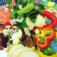 Salad  #salad #thaipeople #thai #thai #food #heathy #taxilife #taxi #taxitour #travel #Tippawan Jin by tippawanladytaxi