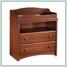 changing table dresser dark wood-#changing #table #dresser #dark #wood Please Click Link To Find More Reference,,, ENJOY!! Changing Table With Drawers, Baby Changing Tables, Changing Table Dresser, Porcelain Kitchen Sink, Open Shelving, Shelves, Kitchen Remodel Pictures, Cherry Finish, Particle Board