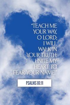 Bible Scriptures, Bible Quotes, Psalm 86, Spiritual Warfare Prayers, Study Methods, King James Bible, Thinking Quotes, Favorite Bible Verses, Daily Bible