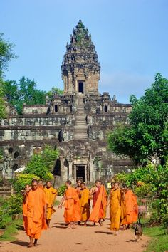 Photograph Bakong Temple, Angkor by Visions of Indochina
