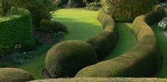 Jacques Wirtz hedges, private garden