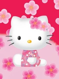 Hello Kitty Screensavers for wp 7   free 240X320 Hello Kitty Fairy 240x320 wallpaper screensaver preview ...