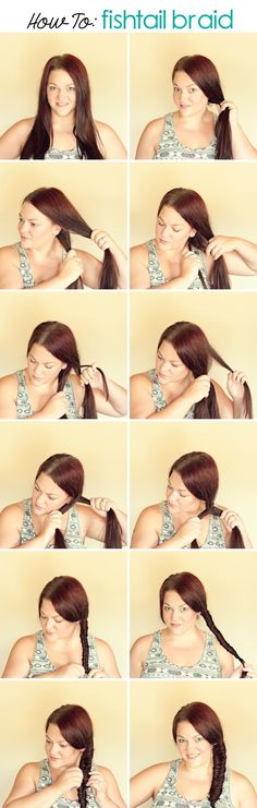 How To: Fishtail Braid Tutorial | Hair and Beauty Post