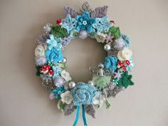 Fantasia wreath
