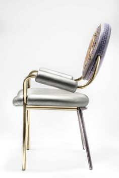 'La Coupe des Dieux' by Versace Home debuts at iSaloni 2015 | News & Events by BRABBU DESIGN FORCES