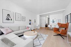 FINN – Strøken 3-roms leilighet i ærverdig område. Gjennomgående gode kvaliteter.Gangavstand til sentrum.