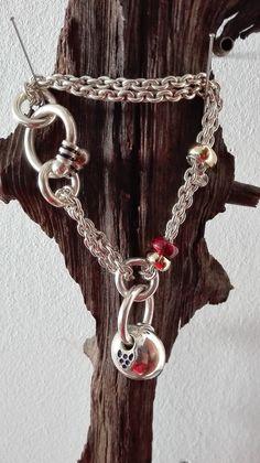 Pulsera Plata/Sterling Silver Bracelet